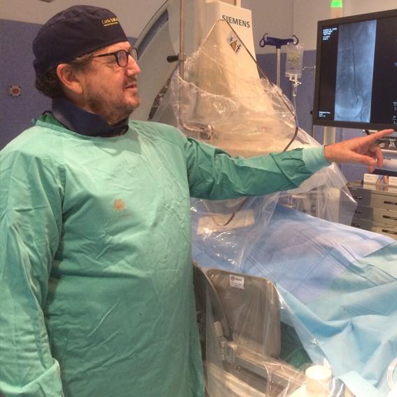 Alberto Martin Palancas - Radiologo Vascular Intervencionista