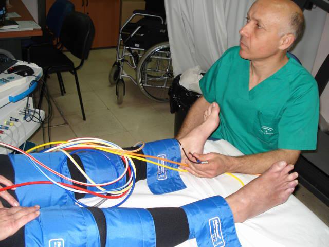 Exploracion Hemodinamica en paciente diabetico