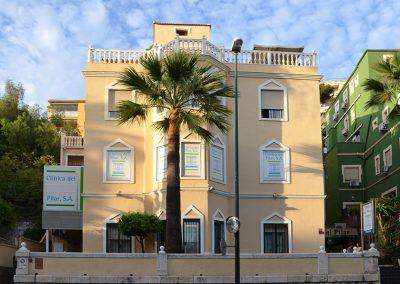 Clinica El Pilar en Málaga